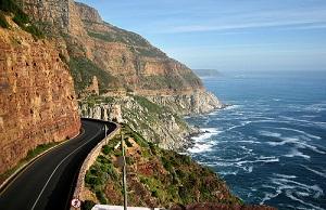 Drive Chapmans Peak to Cape Point