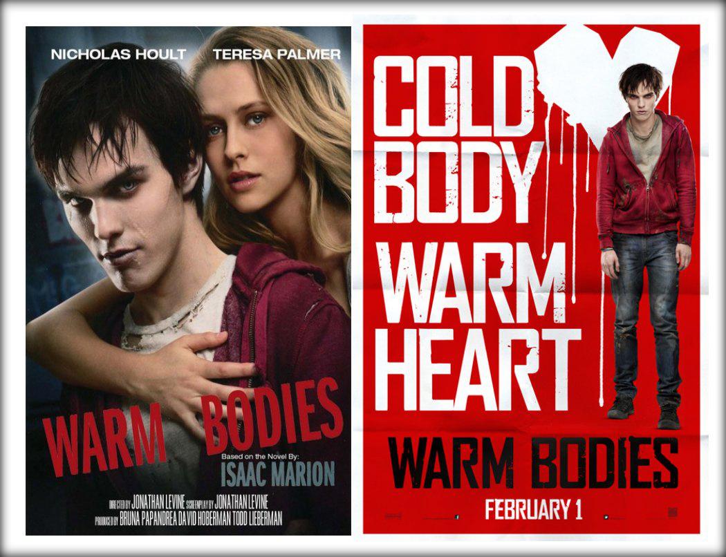 warm bodies for valentines day