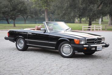 SL 450 Mercedes-Benz