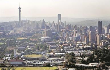 Tremor hits Gauteng