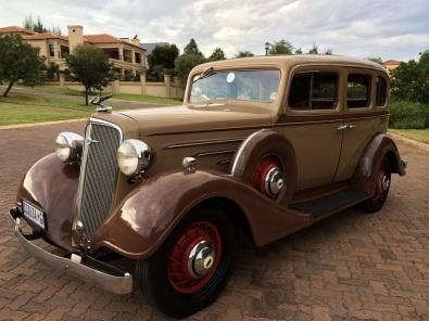 Classic 1934 Chevrolet Master 4-Door | Junk Mail Blog