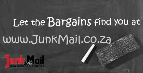 Let the Bargain find you