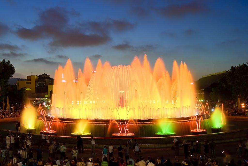 Magic-fountain-of-Montjuic