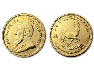 ¼-oz-Kruger-Rand-coin