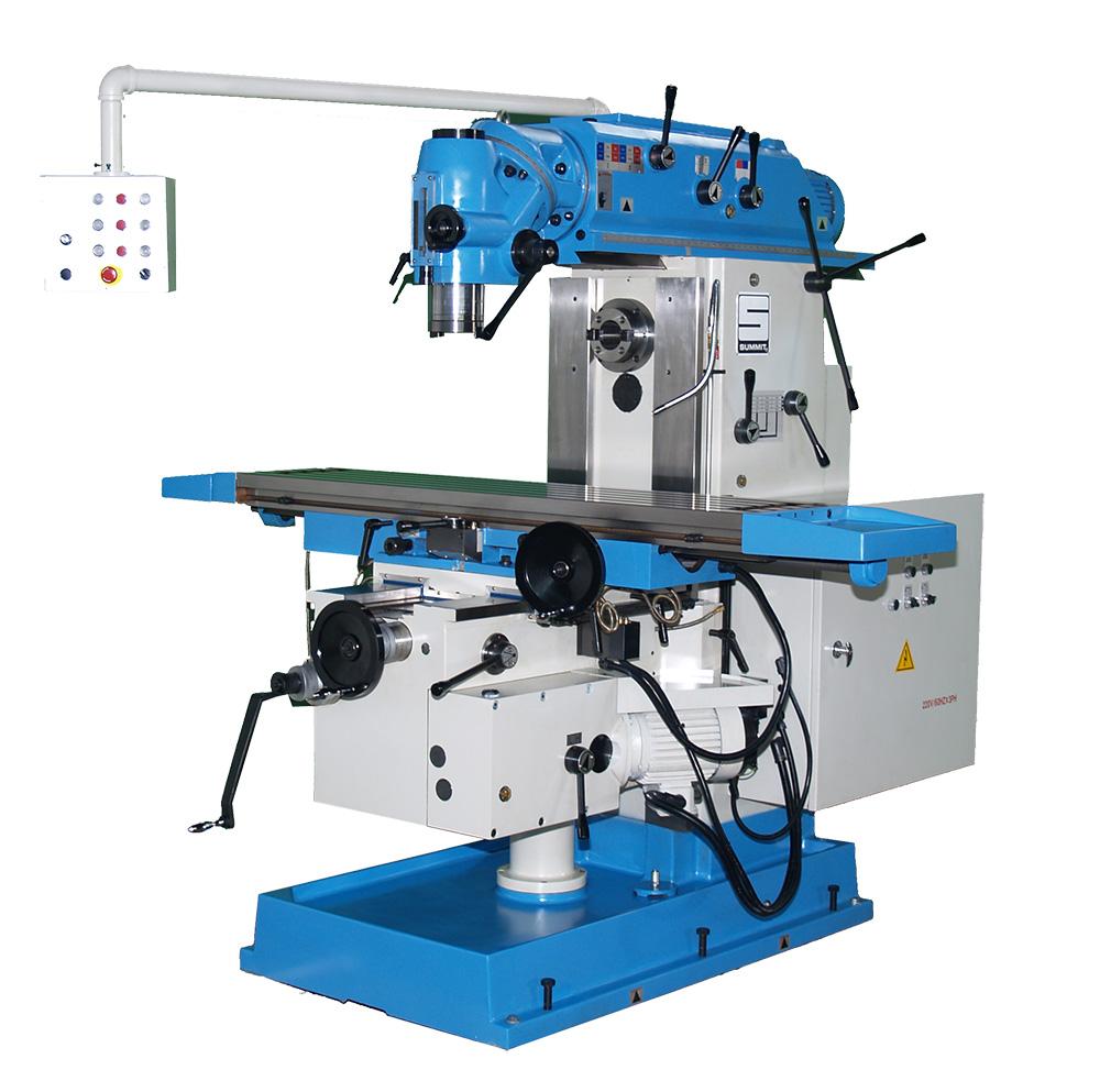 Universal-Horizontal-Milling-Machine