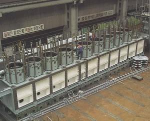 Wärtsilä-Sulzer RTA96-C - The largest engine in the world