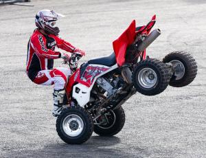 Quad-bike-stunts