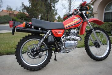 Honda-XL250S
