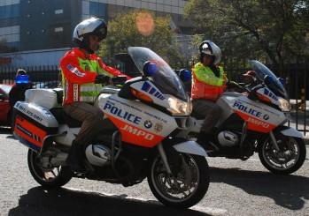 Johannesburg-Metro-Police-Motorcycles