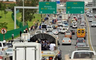 Gauteng-Traffic
