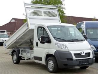 Peugot-Boxer-Tipper-Truck