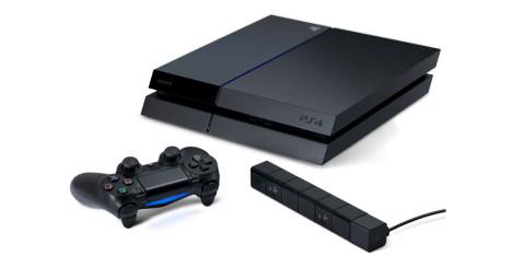 Sony's-PlayStation-4