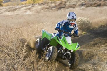 Kawasaki-KFX-90cc