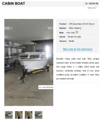 Riverline-Cabin-Boat-for-sale