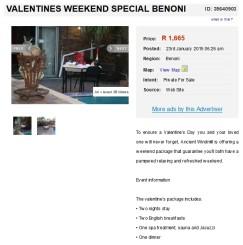 Valentine's-day-Accommodation