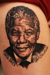 Nelson-Mandela-Tattoo