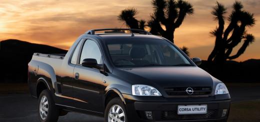 Opel-Corsa-Utility-Bakkie