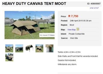 AfrikaBurn-Tent-For-Sale
