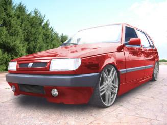 Fiat-Uno-Modified