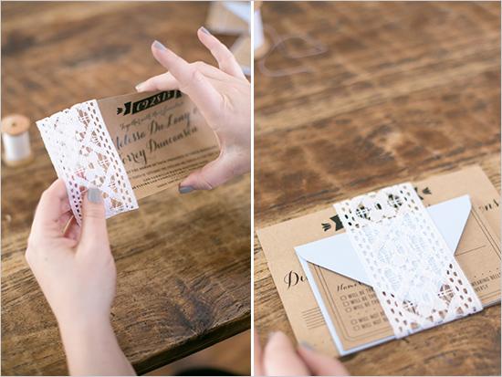 Awesome Rustic Diy Wedding Invitations Ideas Styles Ideas 2018