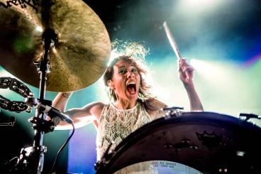 Drummer-girls