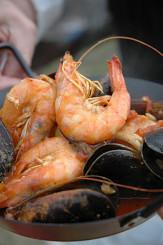 Seafood+Potjie