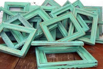 Vintage-picture-frames