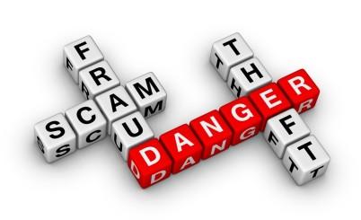 Scam Alert - Be Careful