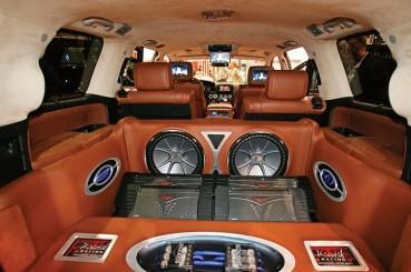 car-audio-orange-interior