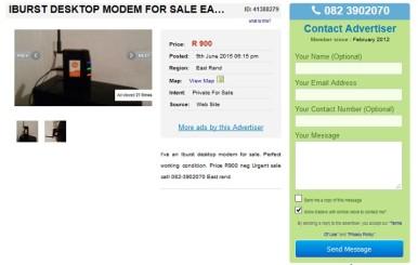 Iburst-desktop-modem-for-sale