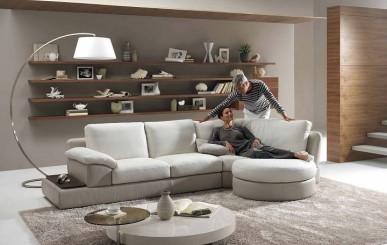 Wood-Floating-Shelves-Modern-Living-Room-Design