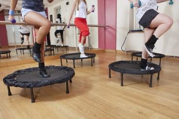 trampoline-excercises