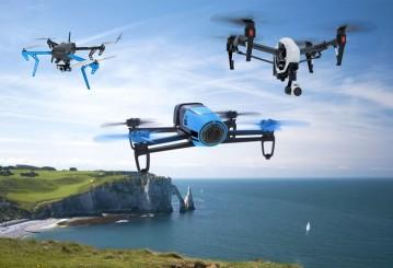 drones-in-air