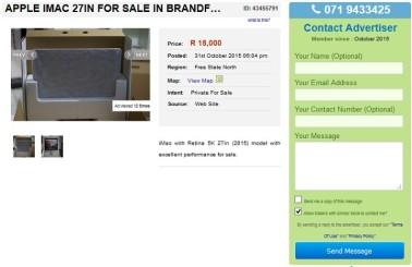 Apple-iMac-27in-for-Sale