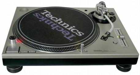 DJ equipment-TECHNICS-SL-1200-Mk-II