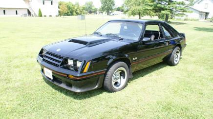 1982-Mustang