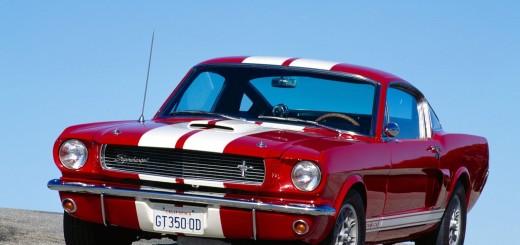 Mustang-GT-350