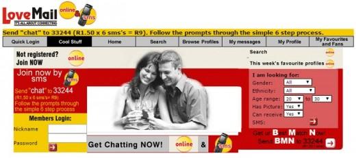 lovemail-dating-website