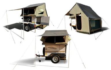 Echo 1 4x4 trailer