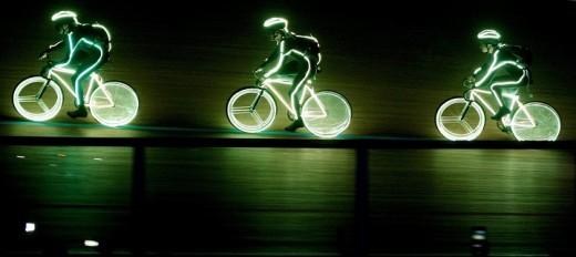 cycling-neon