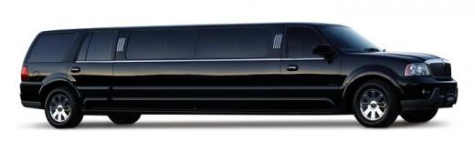 black-limousine
