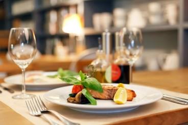 food-at-a-restaurant