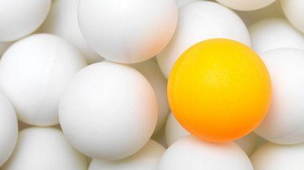ping pong and ping pong balls