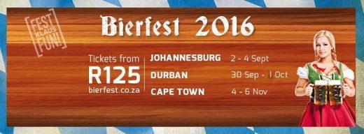 bierfest 2016 in south africa