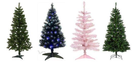 fibre optic christmas trees
