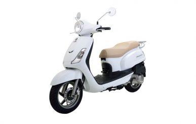 fiddle ii sym scooter