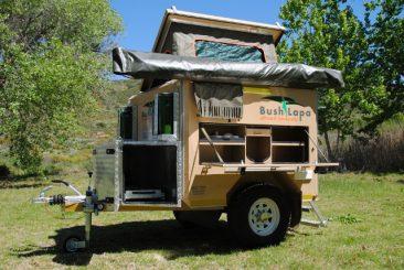 rooimier 2 sleeper trailer