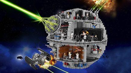 death star lego