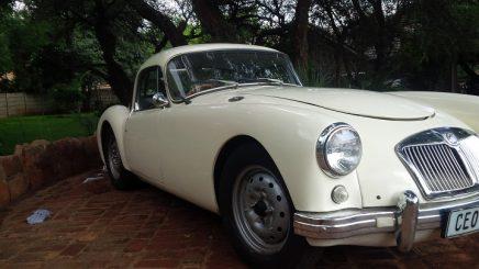 mga 1958 coupe