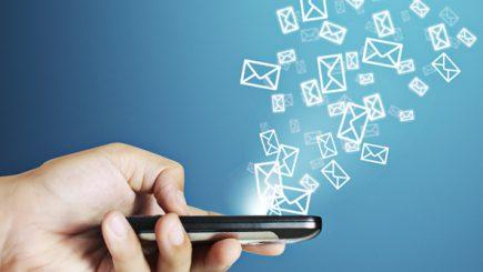 marketing via sms